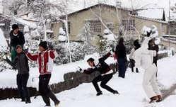 تعطیلی مدارس ارومیه و خوی ، امروز یکشنبه 15 آذر