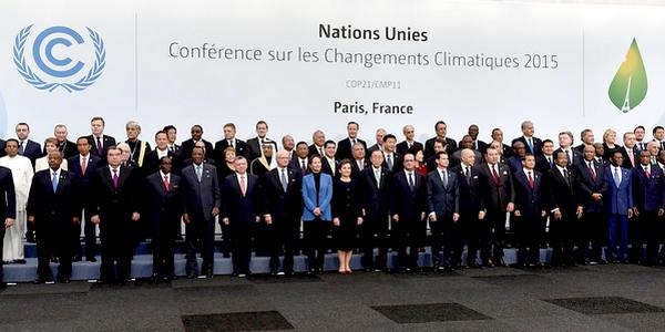 بان کی مون : دنیا ناظر ماست / پیمان جهانی آب و هوا در پاریس