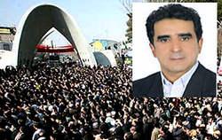 """دکتر """"رضا عباس نیا"""" درگذشت / زمان و مراسم تشییع"""