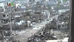 شهر زیرزمینی داعش در عمق 25 متری زمین منهدم شد!