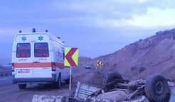 کشته شدن 3 تن بر اثر تصادف در آستانه ، صومعه سرا و کلاچای