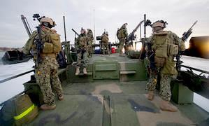 آشنایی با شناور جنگی توقیف شده آمریکایی در خلیج فارس
