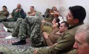 ساعاتی قبل: سپاه ۱۰ نظامی آمریکایی را با گرفتن تعهد آزاد کرد