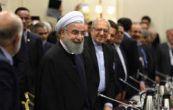 رییس جمهور روحانی فرانسه را به مقصد ایران ترک کرد
