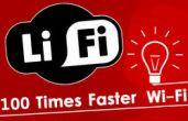 با فناوری جدید و پرسرعت Lifi جایگزین wifi آشنا شوید
