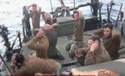فیلم جدید / لحظه دستگیری نظامیان آمریکایی در خلیج فارس