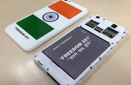 عرضه رسمی ارزان ترین گوشی freedom251 ، فقط 13 هزار تومان