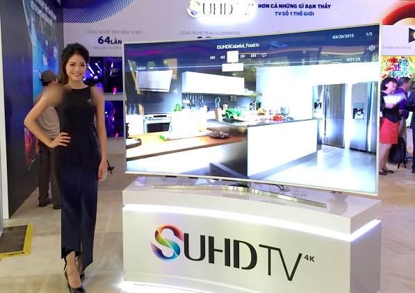 samsung SUHD tv 4k 2016