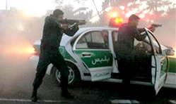 شلیک مرگبار پلیس و مرگ دختر 22 ساله در تهران