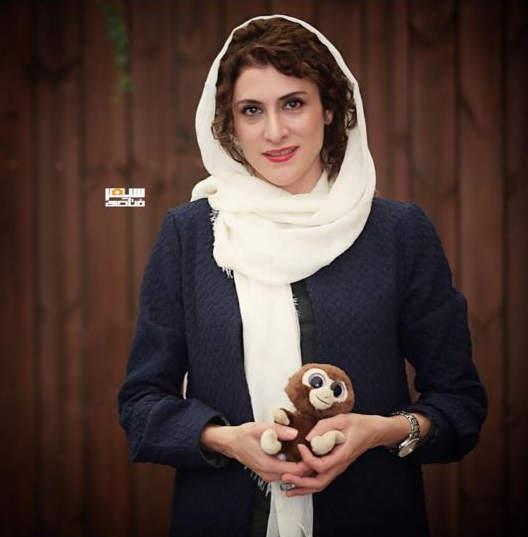 عکس جدید از بازیگر زن ایرانی ؛ ویشکا آسایش