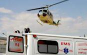 سقوط هلیکوپتر امداد در استان فارس / ۹ نفر کشته شدند