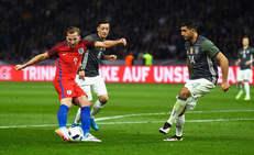 آلمان در خانه 3 بر 2 از انگلیس شکست خورد