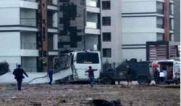 انفجار در ترکیه با ۱۸ کشته و زخمی از نیروهای امنیتی