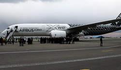 اولین پرواز ایرباس 320 تولید 2003 در ایران