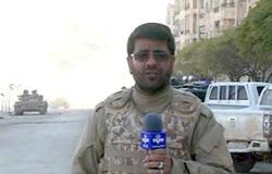 شهادت محسن خزایی، خبرنگار صدا و سیما در سوریه