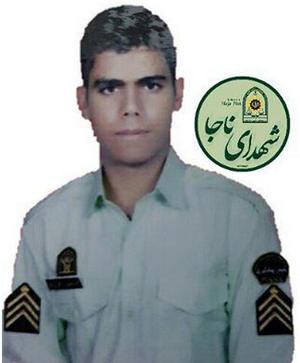 سرقت مسلحانه از بانک مسکن اصفهان / شهادت مامور پلیس