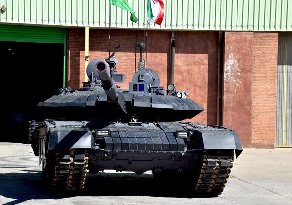 New Karrar Tank