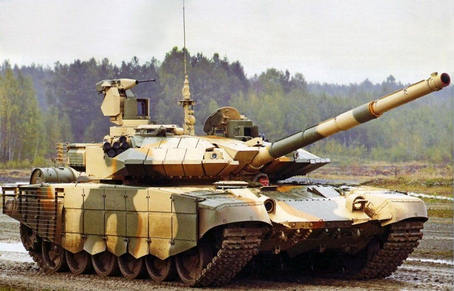 تانک T90 روسیه